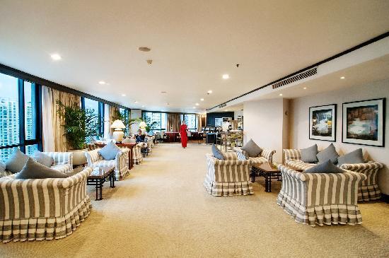 Hainan Junhua Haiyi Hotel: 行政酒廊