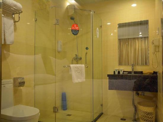 Huanghua, China: 浴室