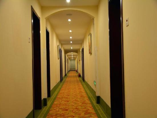 Huanghua, China: 走廊