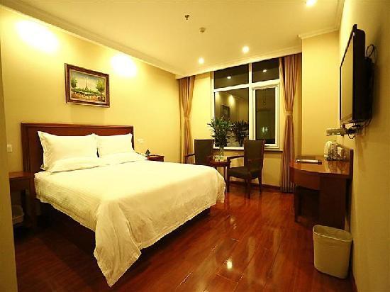GreenTree Inn Tianjin Ninghe Hengguang Science Park Wuwei Road Business Hotel