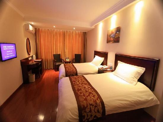 GreenTree Inn Chizhou Qingyang Bus Station Boyi Shangdongcheng Express Hotel