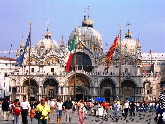 Basilica di San Marco: 圣马可大教堂
