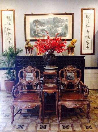 Hotel Puri: 复古风