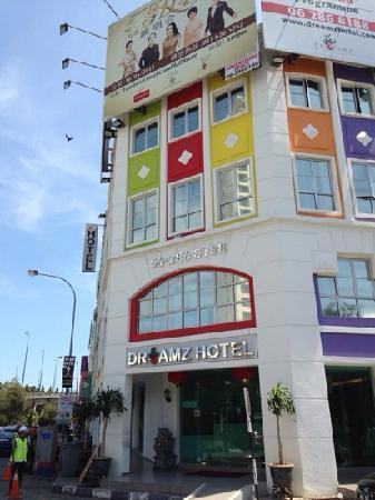 Dream Hotel : 外楼
