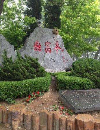 Dalian Fujiazhuang Yanwo Ridge : 美丽