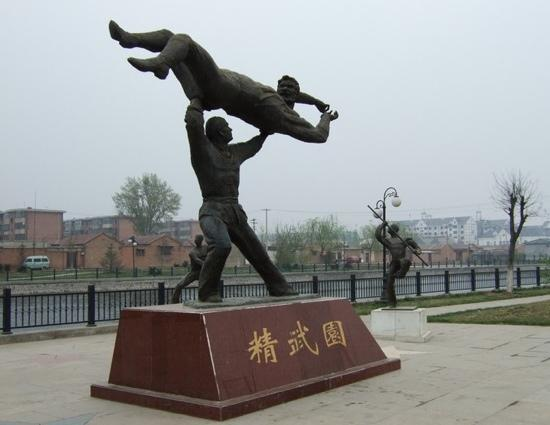 Yangliuqing Ancient Town: 南郊