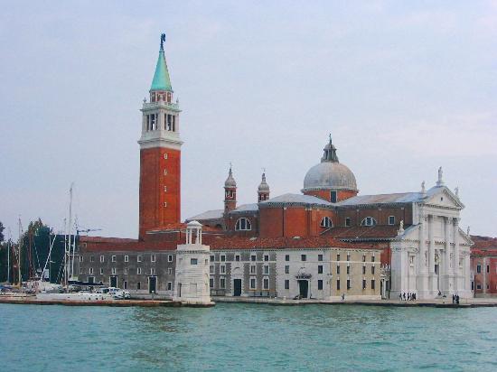 San Giorgio Maggiore: 圣乔治岛