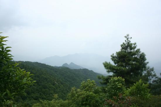 Ya'an Huaguo Mountain