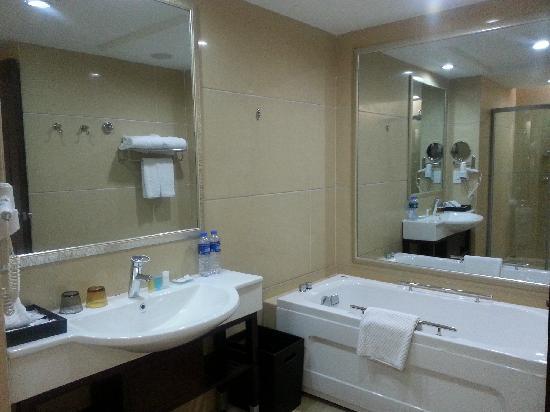 Country Garden Phoenix Hotel Binhu City : bathroom
