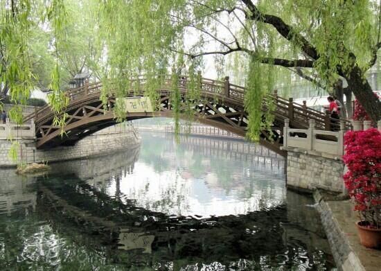 Ji'nan Huancheng Park: 景色
