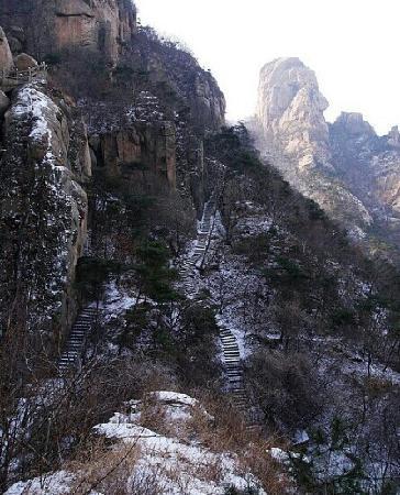 Wulian Mountain: 冬日