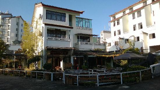 Namanting Garden Villa Hotel