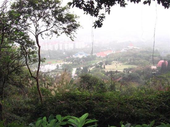 Baiyun Mountain : 白云山