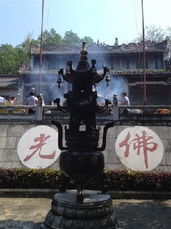 Guo'en Temple: 国恩寺