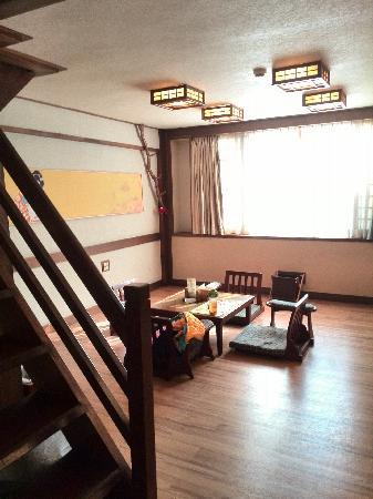 Yu Hotspring Resort: 日式厅