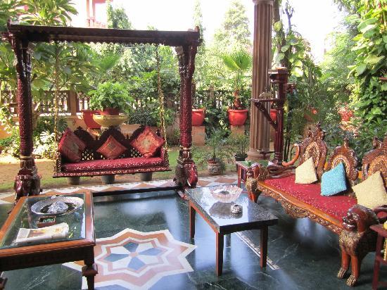 Hotel Vimal Heritage: very good