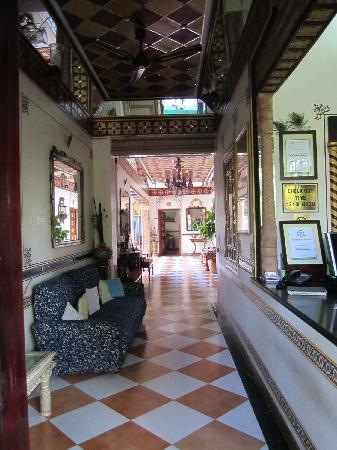 Hotel Vimal Heritage: good