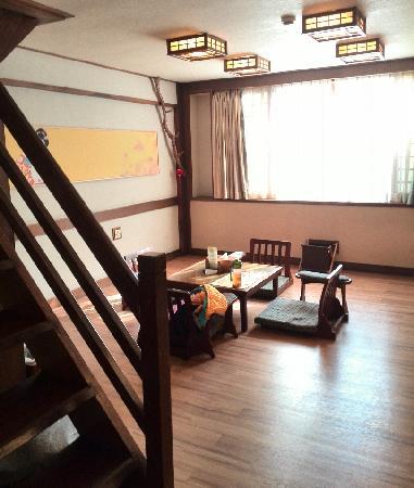Yu Hotspring Resort: 楼梯