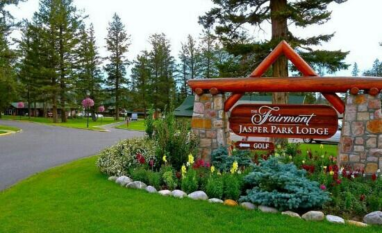 Mountain Galleries Fairmont Jasper Park Lodge: 很美