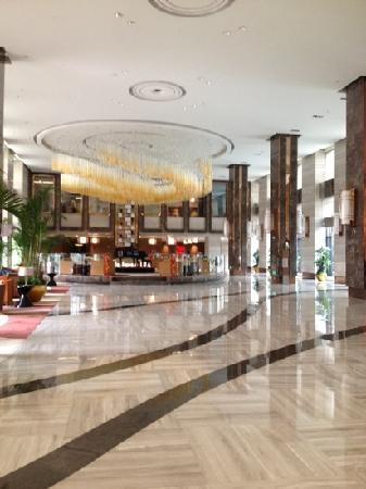 Holiday Inn Shanghai Hongqiao: 大堂