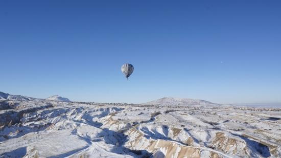 Goreme Balloons : 热气球