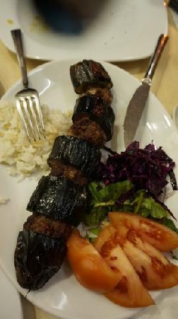 Ejder : eggplant sis