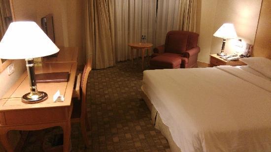 Hotel Nikko New Century Beijing : 房间一景
