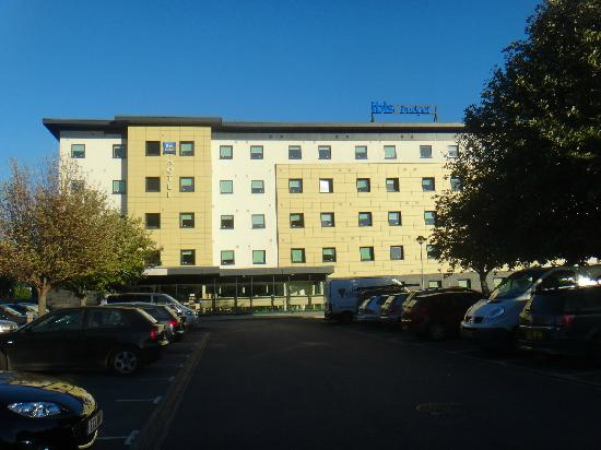 Hotel ibis budget Southampton Centre: 外貌