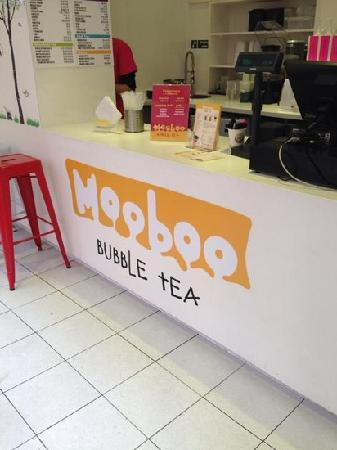 Mooboo Bubble Tea SOHO