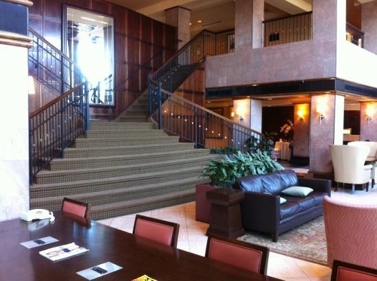 Sheraton Eatontown Hotel: 大厅