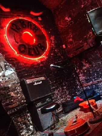 12 Bar Club: 内部