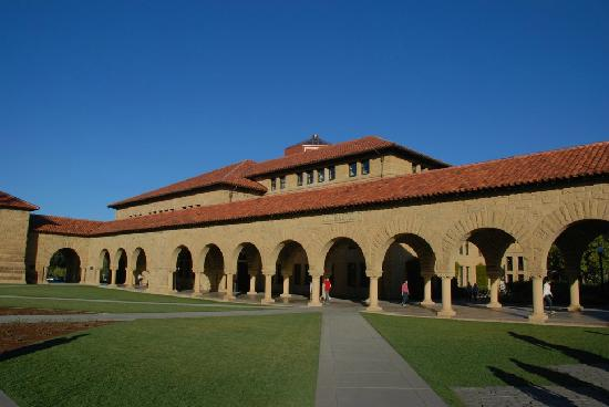 Stanford University : 教学楼