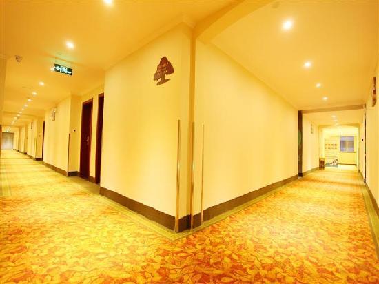 Jinhu County, Kina: 走廊