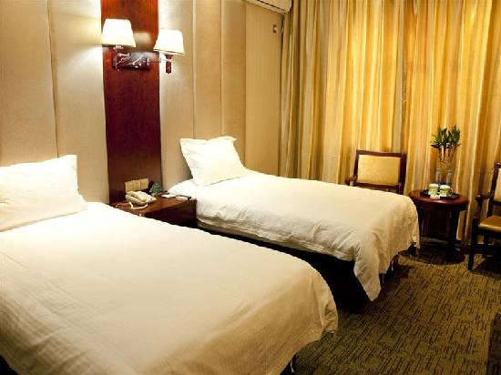 GreenTree Inn Lanzhou Yatan High-tech Zone Nanhe Road Business Hotel