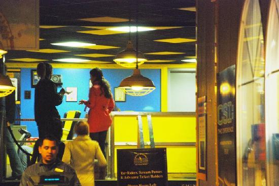 The Big Apple Coaster & Arcade: 上车了