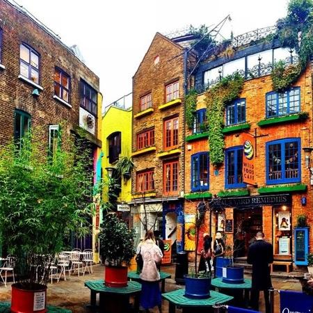 Neal's Yard Remedies商店