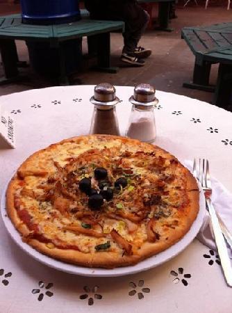 La Piazzetta: 披萨饼