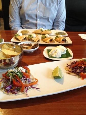 Cantina Laredo : 主菜