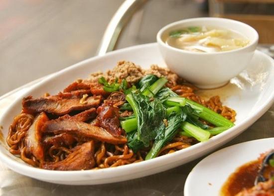 Malaysia Kopi-Tiam : 主菜