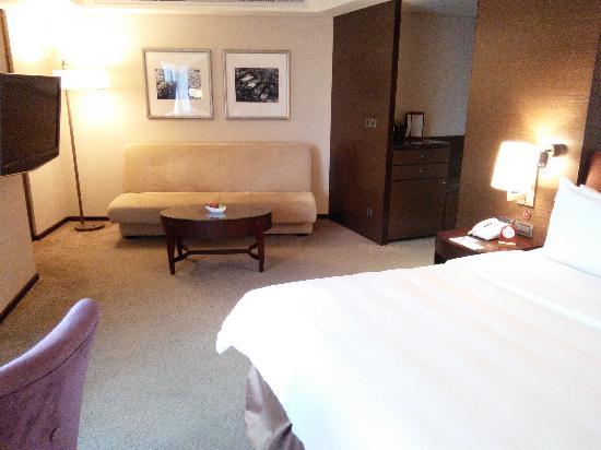 Shangri-La's Far Eastern Plaza Hotel Tainan: room