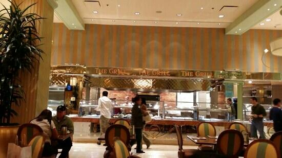 The Buffet at Wynn : 高大上的酒店自助