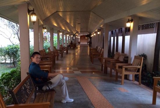 Bunjongburi Hotel: 我已经来了、