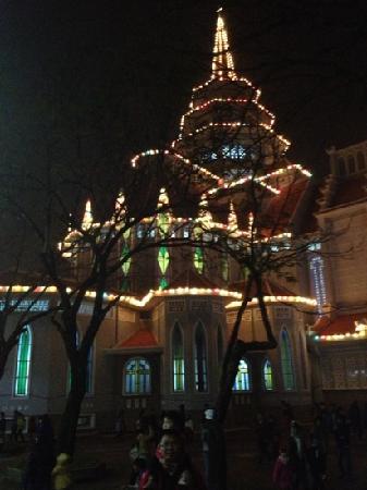 Les Peres Redemptoristes church : 顺化教堂