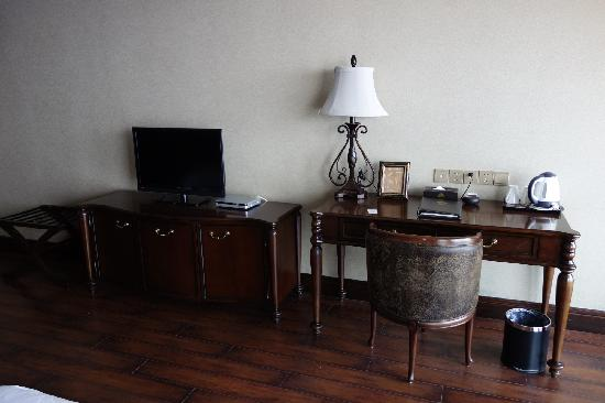 Lijing Hotel: 客房1