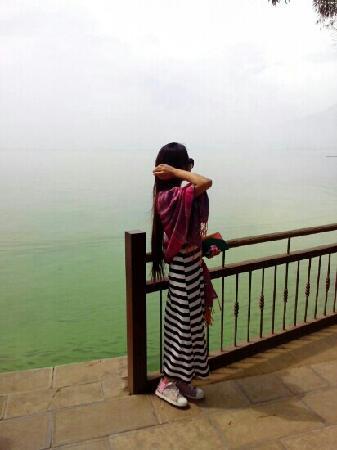 Dian Lake (Dian Chi): 滇池