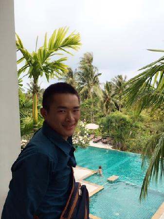 Aloha Resort: 海景房、附带游泳池、环境也挺不错的、很喜欢…