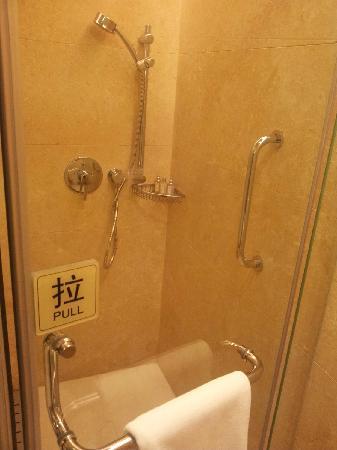 Checkool Service Apartment Hangzhou Xingguang: 淋浴