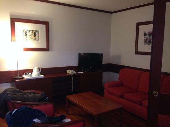 Holiday Inn Lisbon - Continental: 客厅