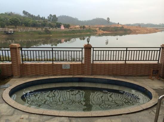 Xianshuikuang Hot Spring Mountain Resort: 環境優美