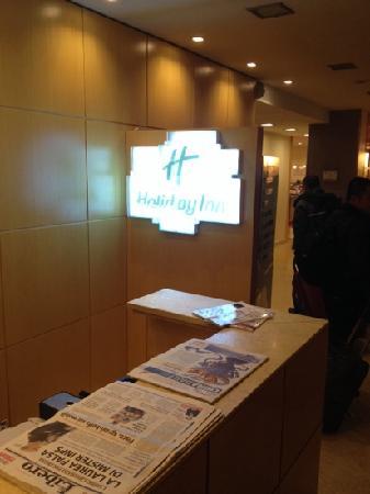 Holiday Inn Milan - Garibaldi Station: 酒店